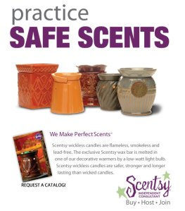 Practice Safe Scents